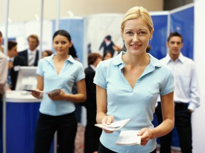 meet and greet ideas for job fairs