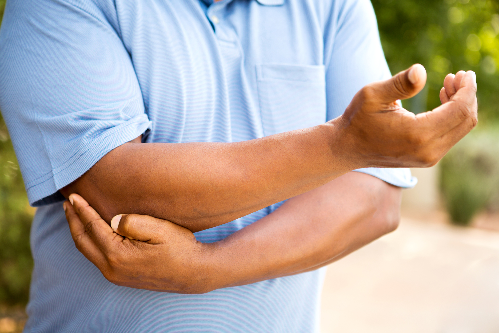 Causes of Elbow Pain Tingling Fingers LIVESTRONGCOM
