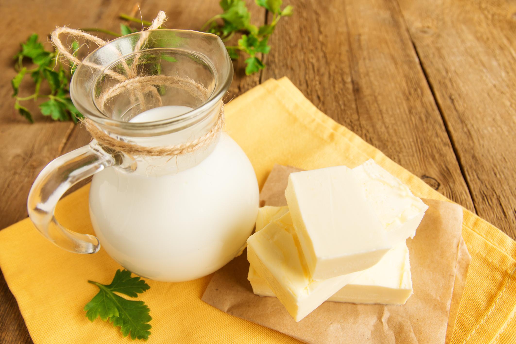 Как сделать сливки в домашних условиях из молока и масла