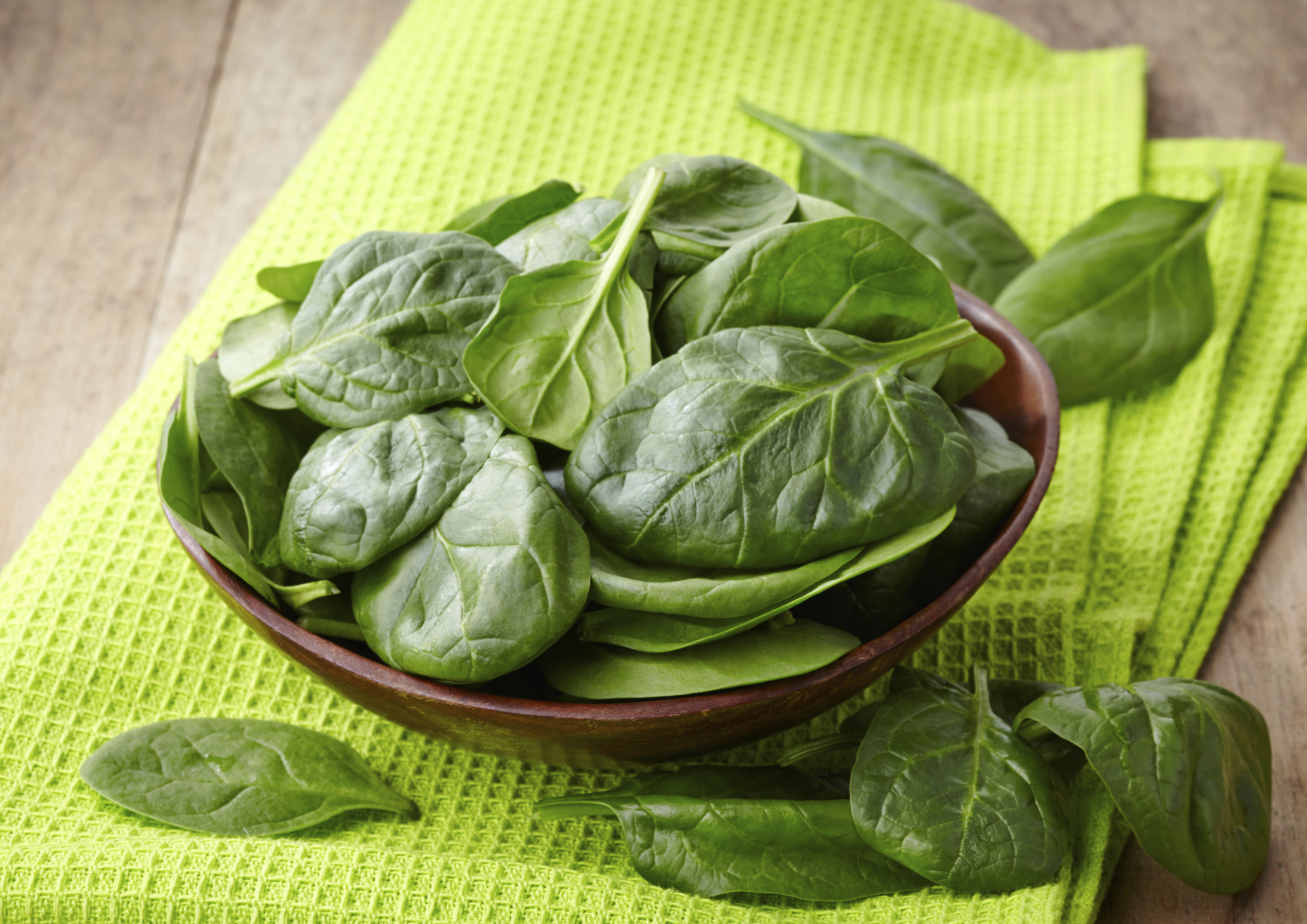 Spinach give you gas