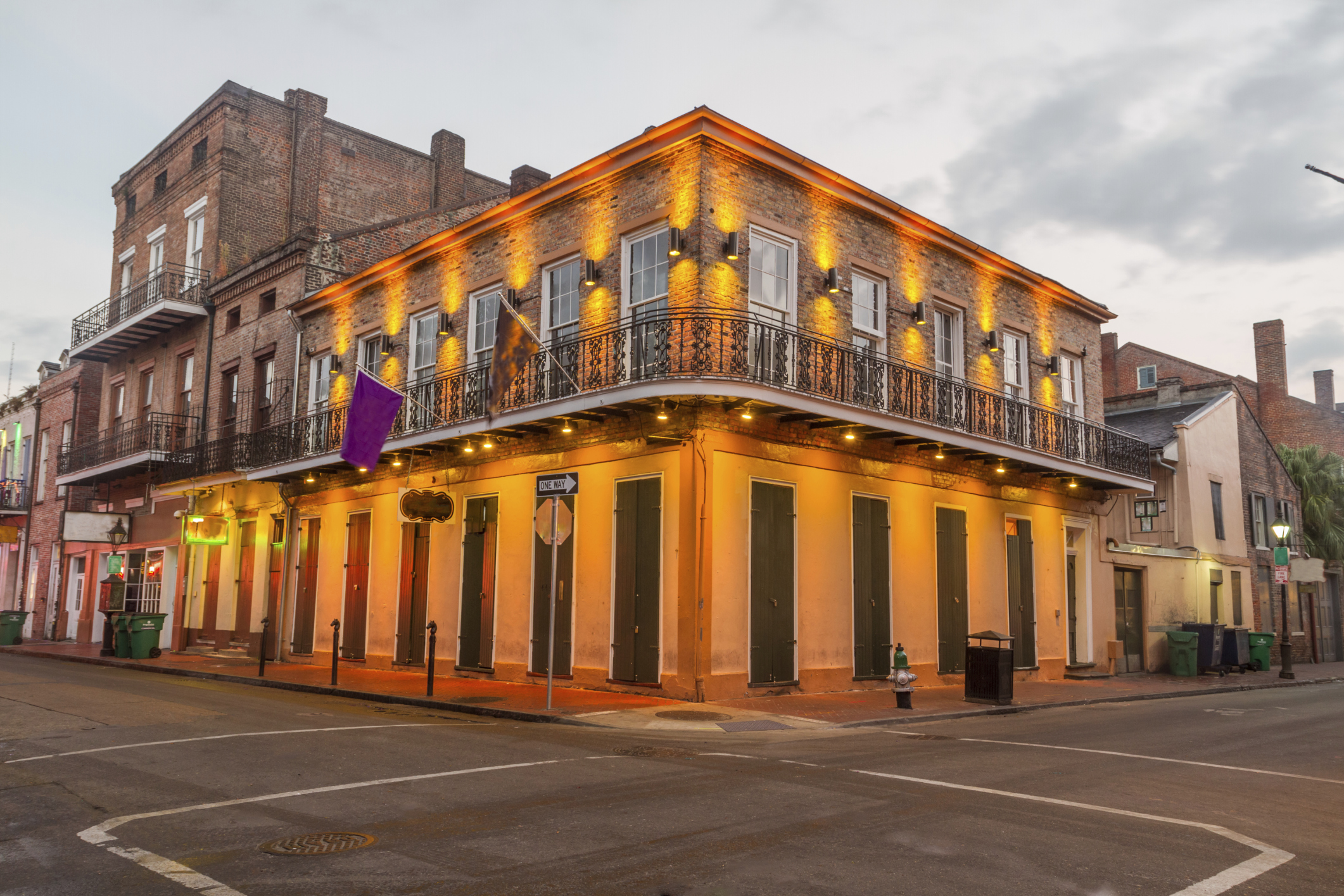 New Orleans Hotels With Shuttle Service To Cruise Port