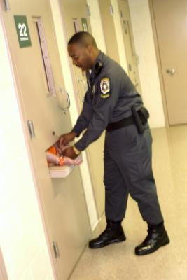 Disadvantages of security officers - Correctional officer jobs ...
