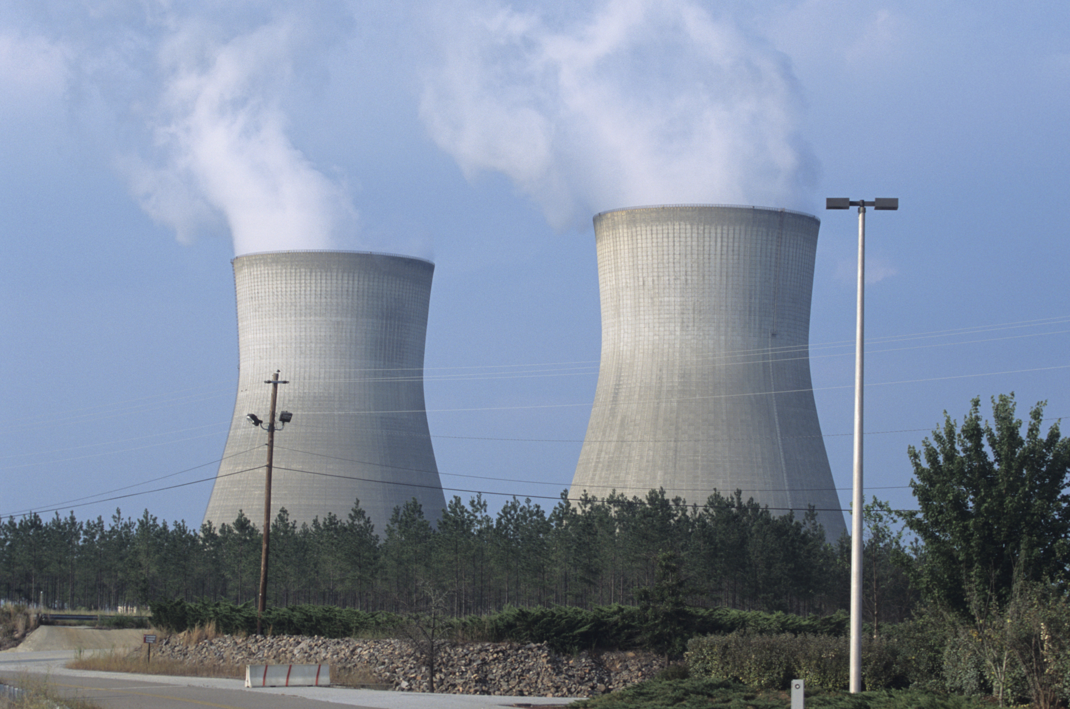 Types of Nuclear Power Plants