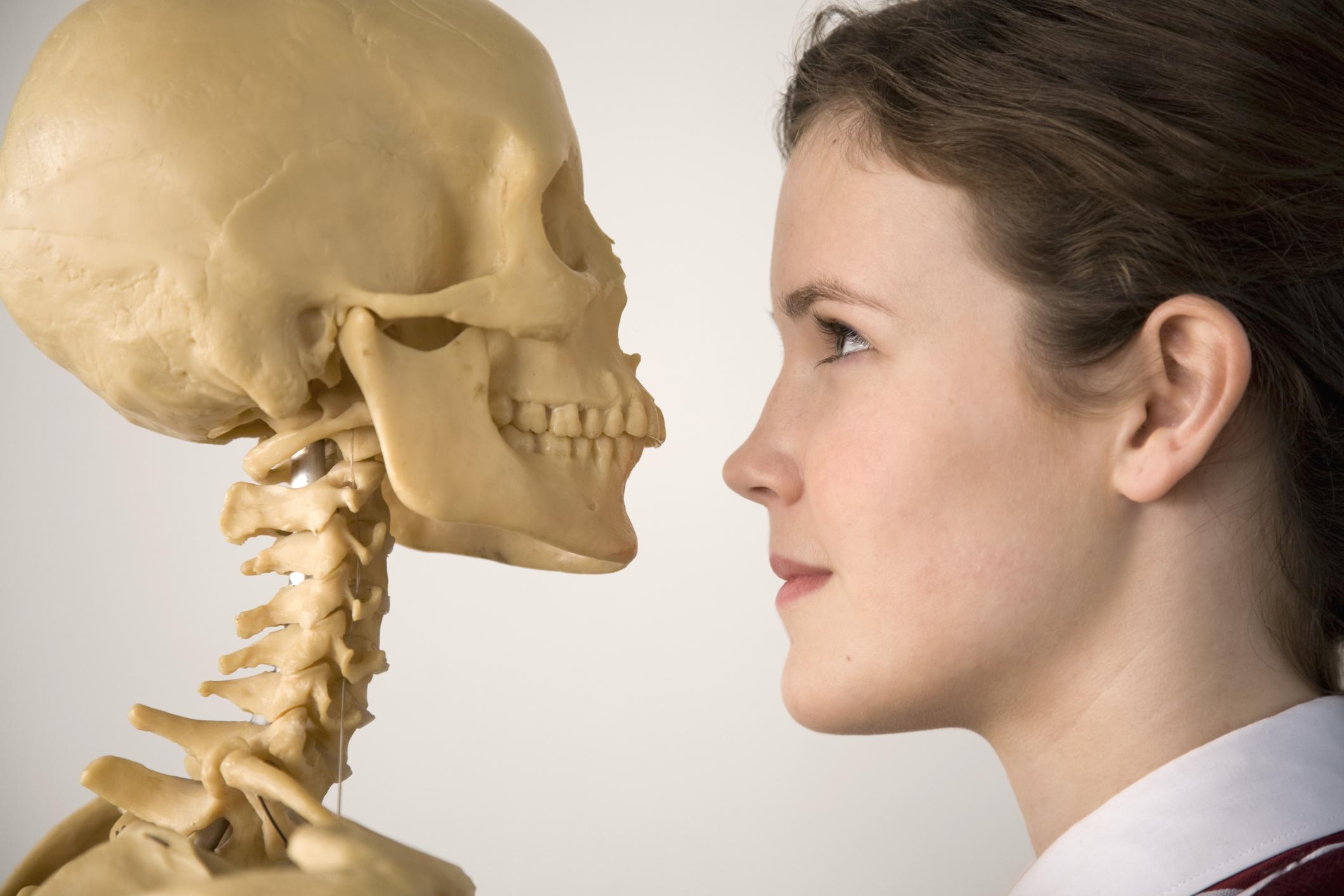 Lección de ciencias para tercer grado: los huesos del cuerpo humano |