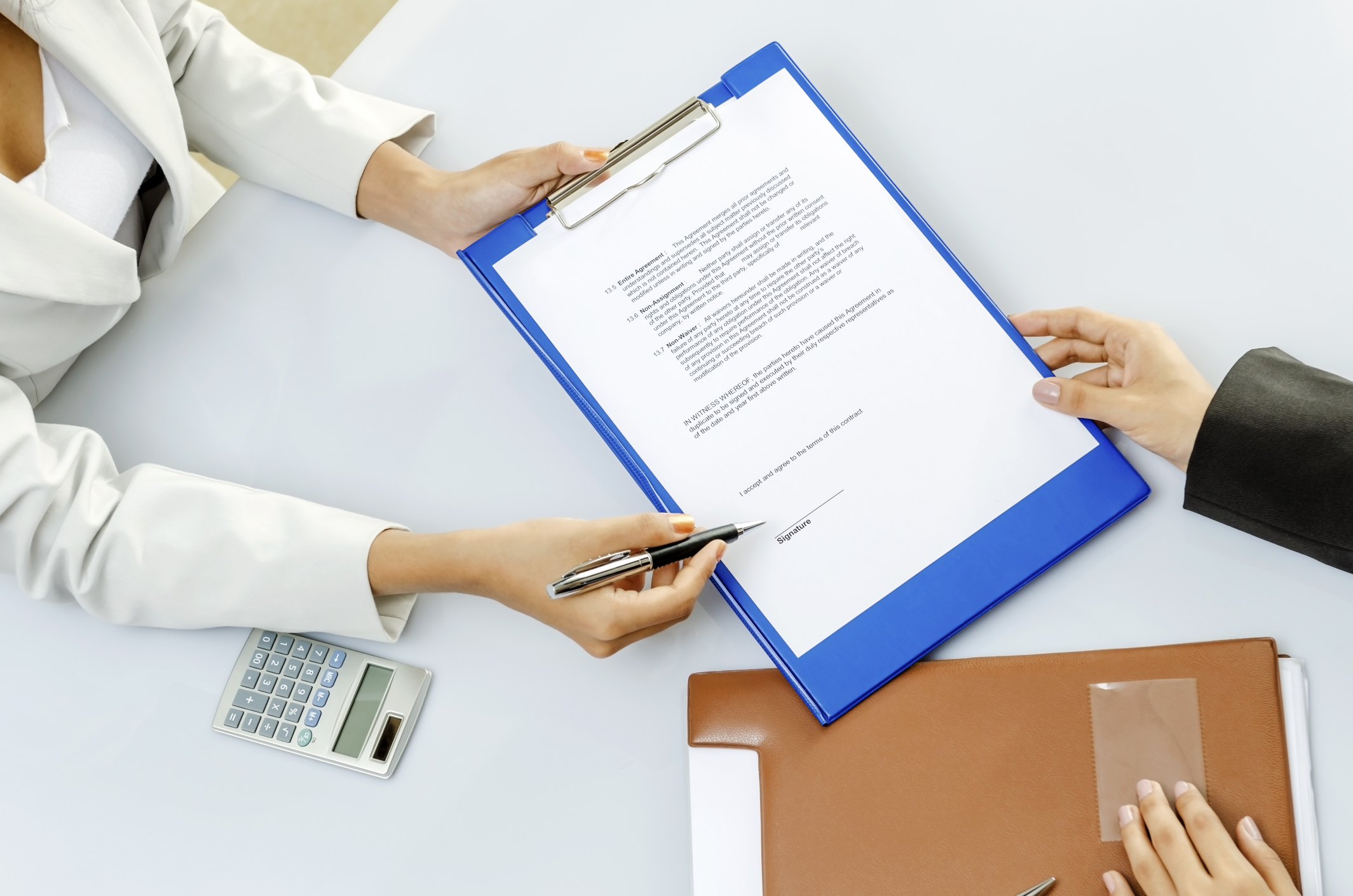 Contract Cancellation Laws in Oregon | Bizfluent