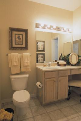 How To Fix A Press Board Vanity From Painting And Peeling