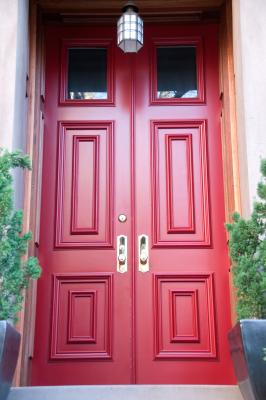 Tan Amp Cranberry Exterior Paint Schemes Home Guides Sf Gate