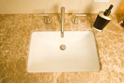 How to remove cigarette stains from marble sinks home for How to remove yellow stains from bathroom sink