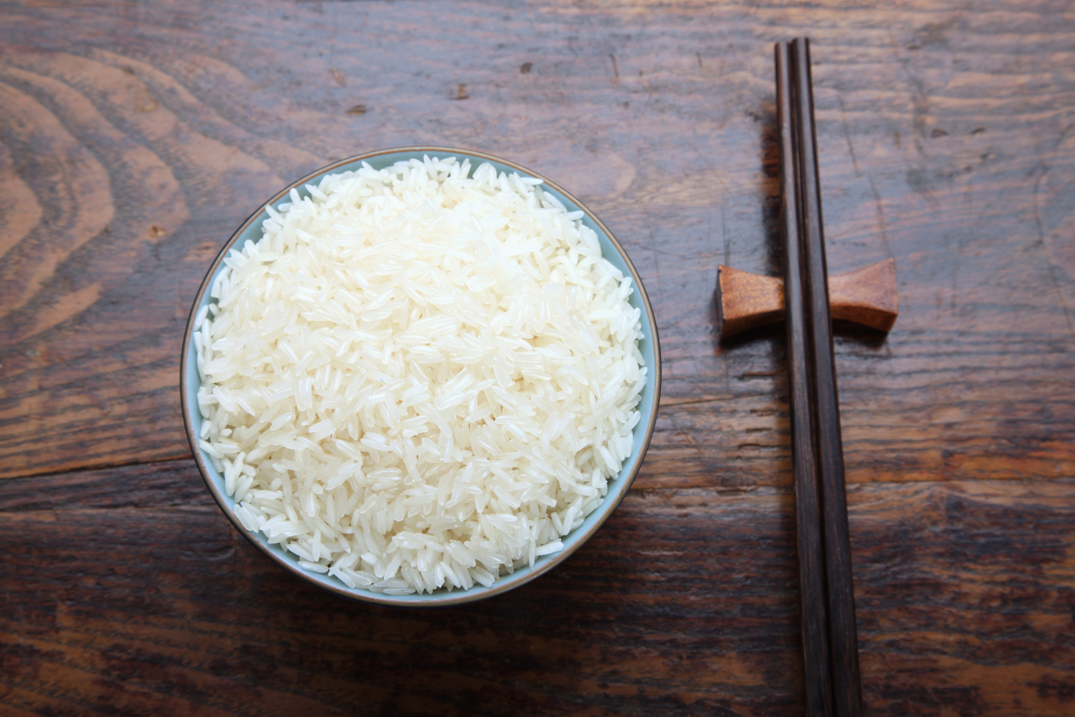 how to cook regular white rice