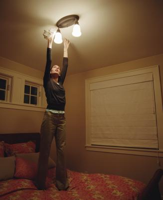 How to fix light fixtures that are hanging loose home guides sf gate