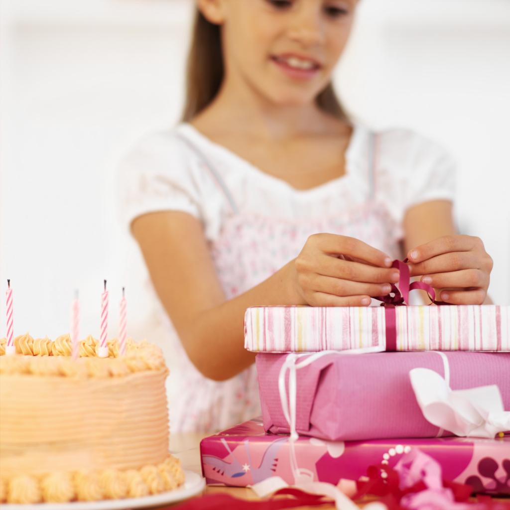 Подарки для детей на дни рождения в школе 691