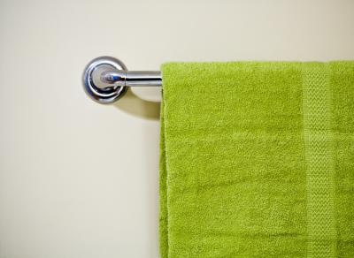 How to Hang Towels on the Back of the Bathroom Door Home Guides