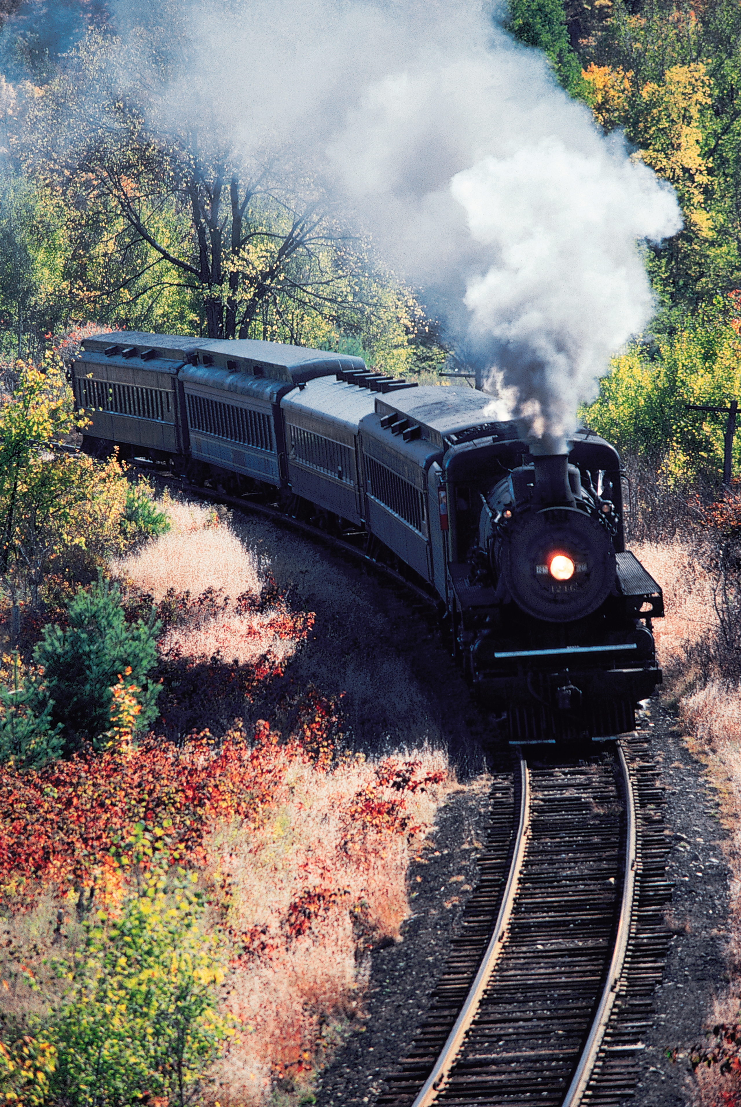 Scenic Train Tours In West Virginia Usa Today
