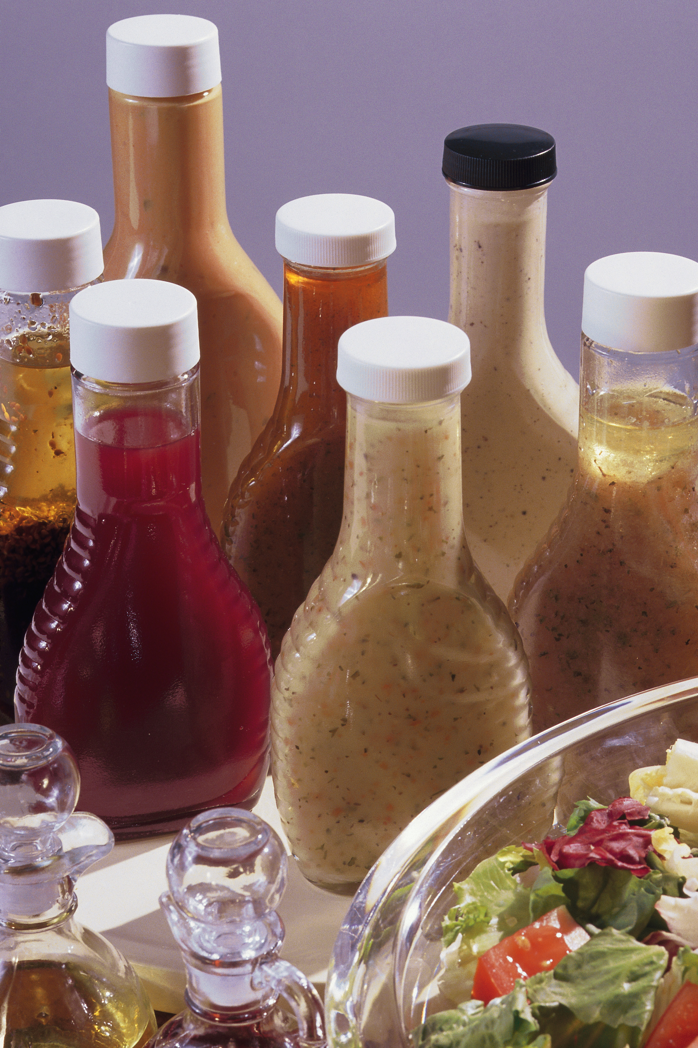 What Salad Dressing Is OK For The Atkins Diet?