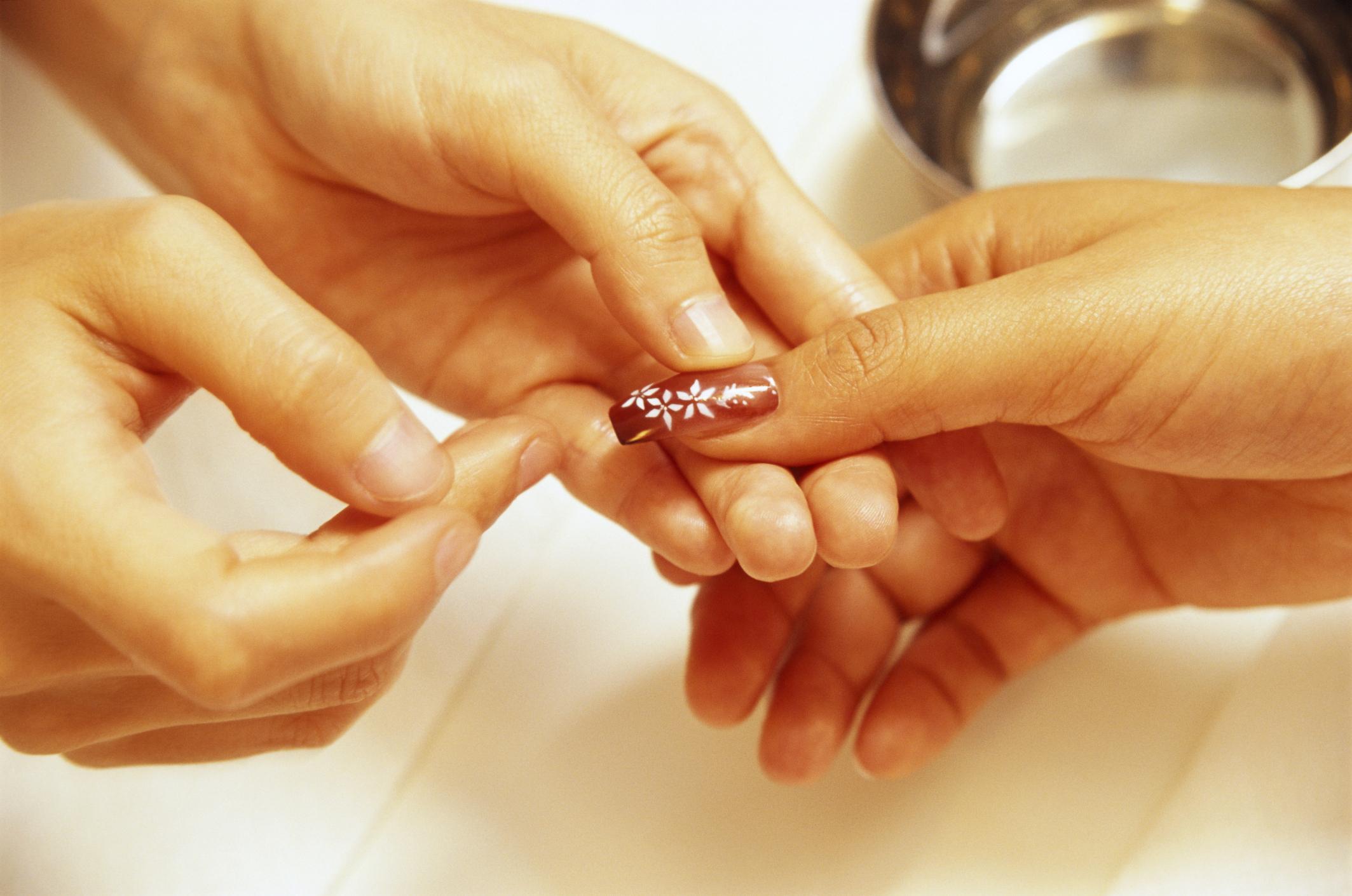 Acrylic Nails & Toxins | LIVESTRONG.COM