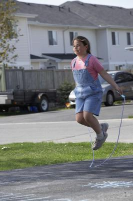 how to determine proper length of jump rope