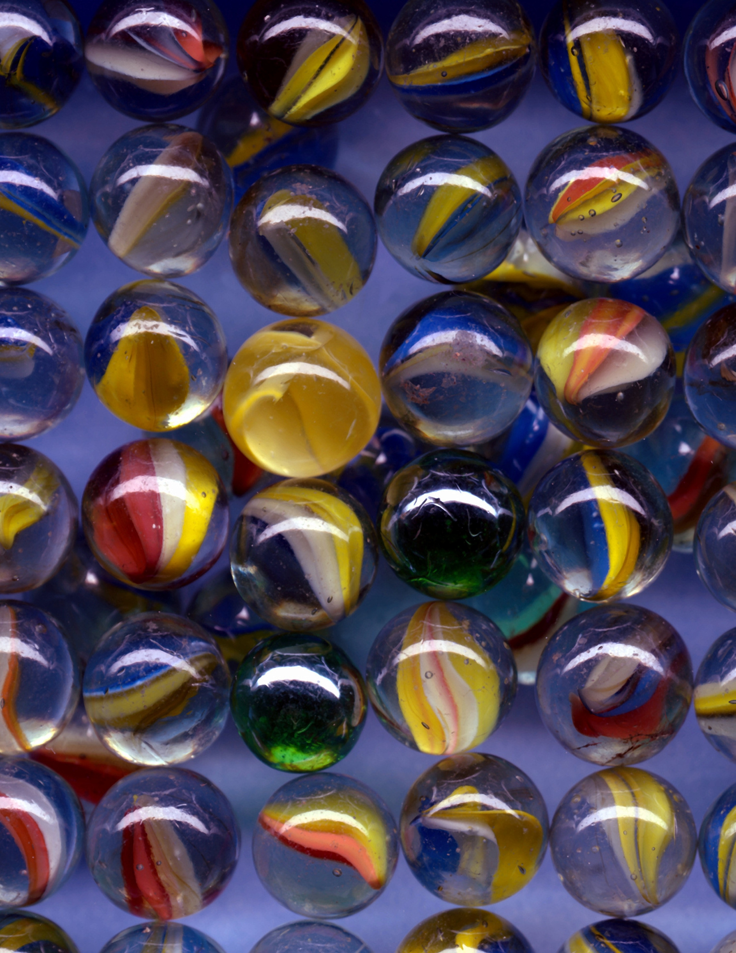 How To Check The Prices Of Antique Marbles Our Pastimes