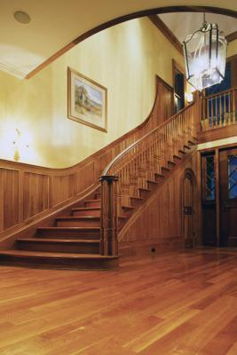 How To Fasten Hardwood Risers On Stairs Home Guides Sf