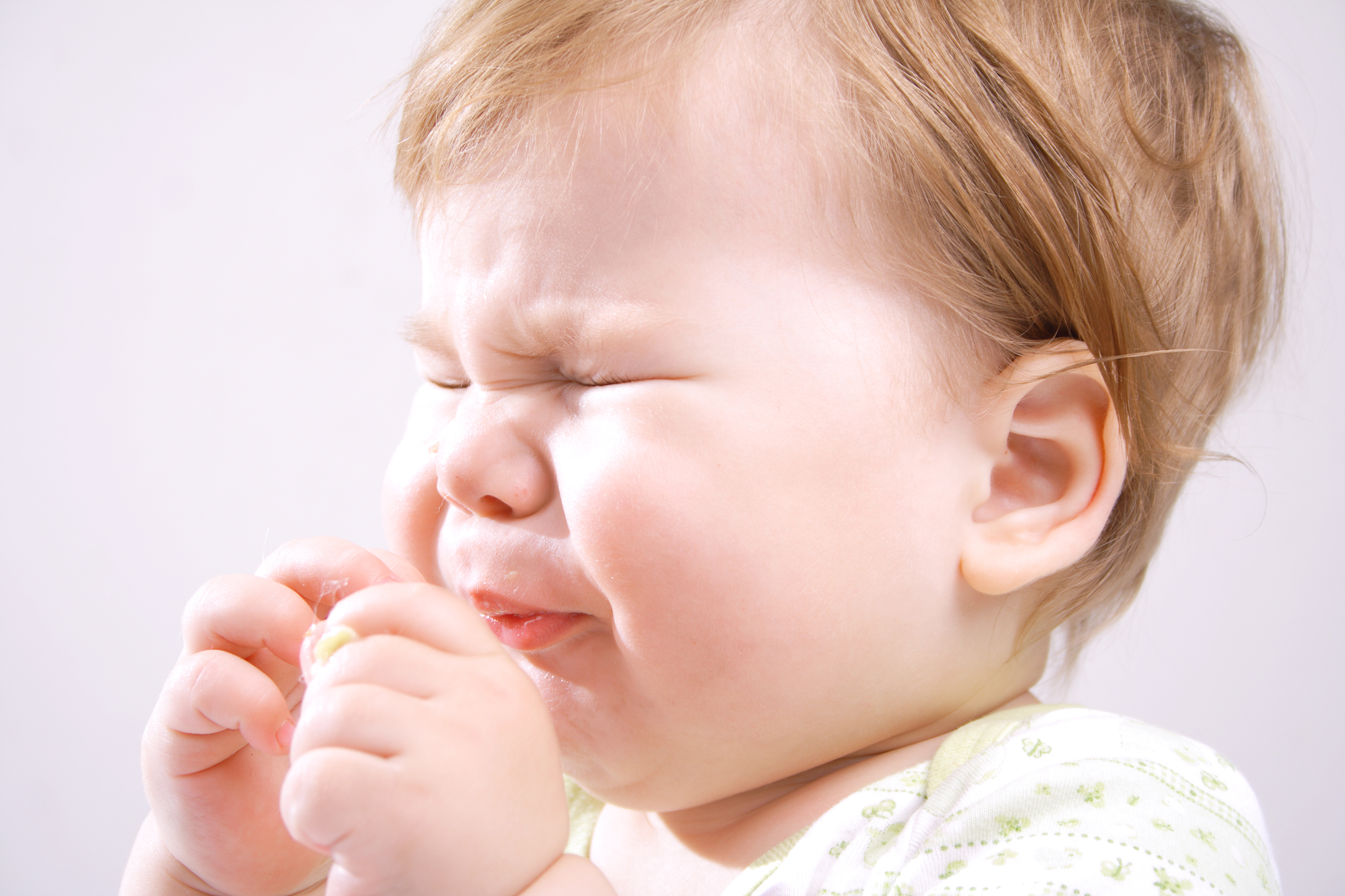 Snot in a child more than a week