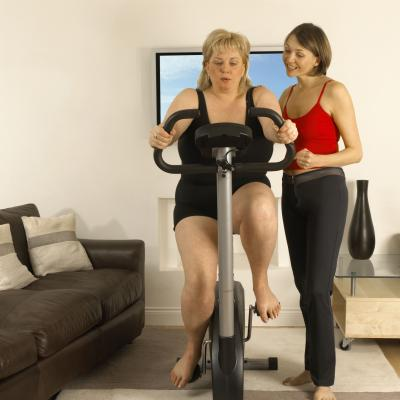Does Riding A Stationary Bike Help You To Lose Stomach Fat Chron Com