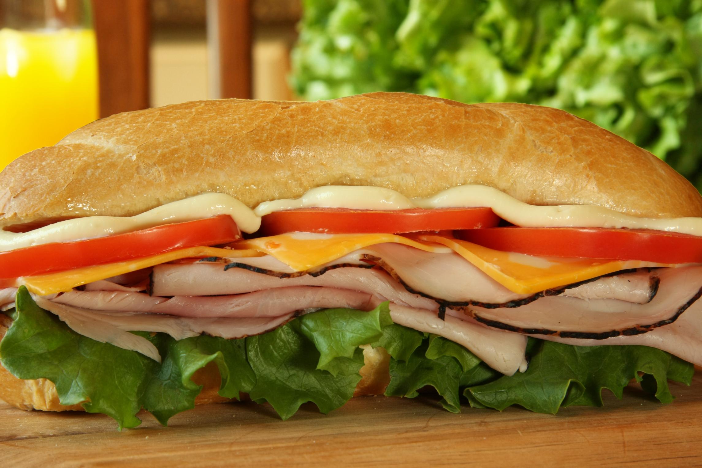 subway sandwich artist training