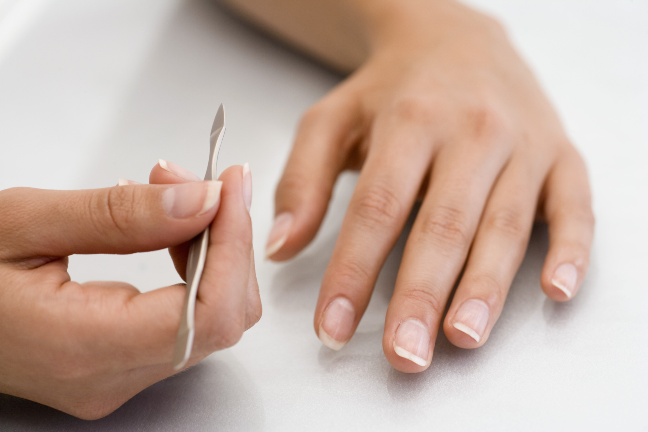 Damaged Nail Cuticle | LIVESTRONG.COM