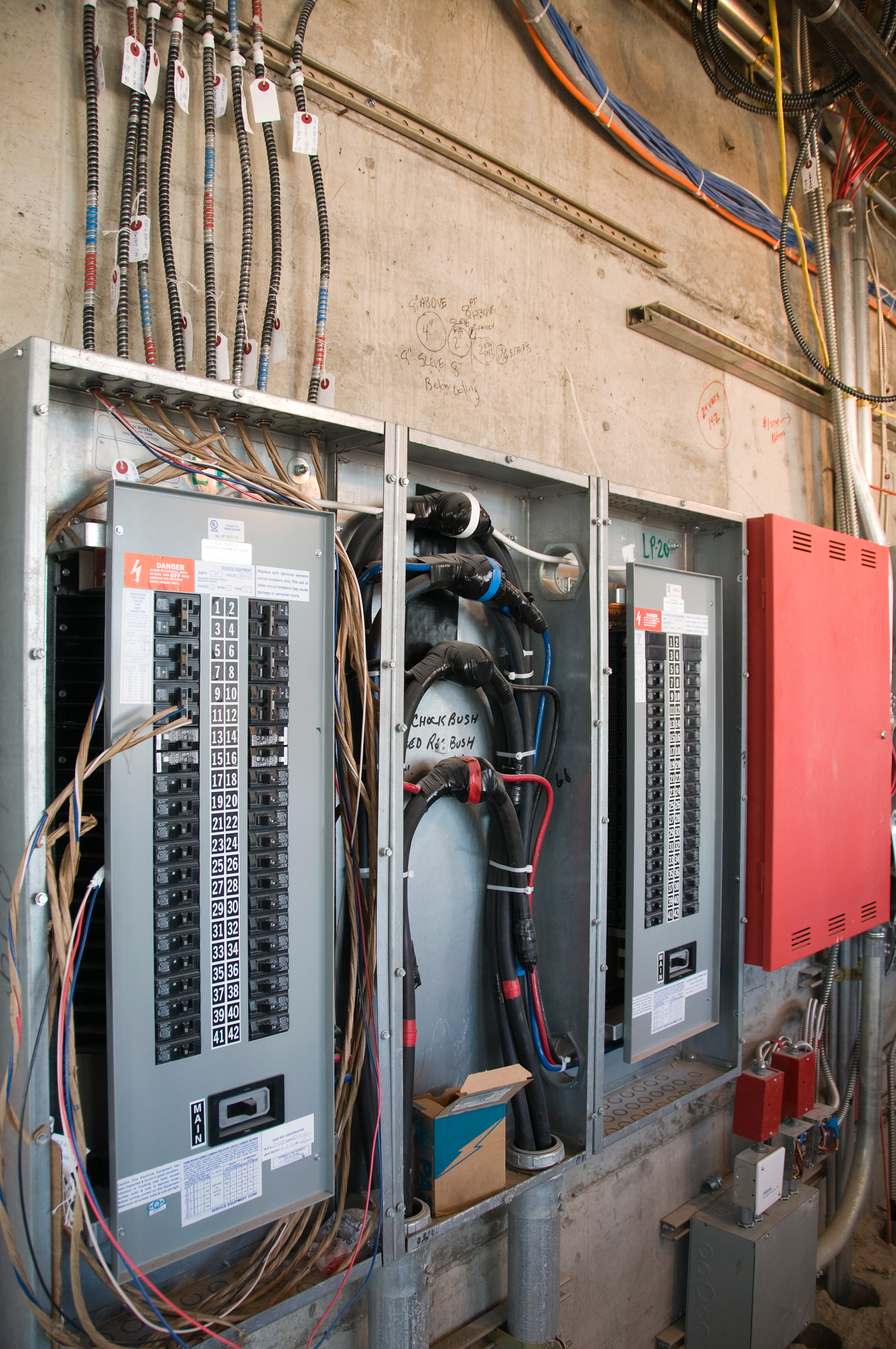 How To Size A Panel Board Ehow Circuit Breaker Types Video Different Of Breakers