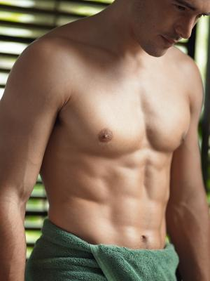 how to cut belly fat but retain abs