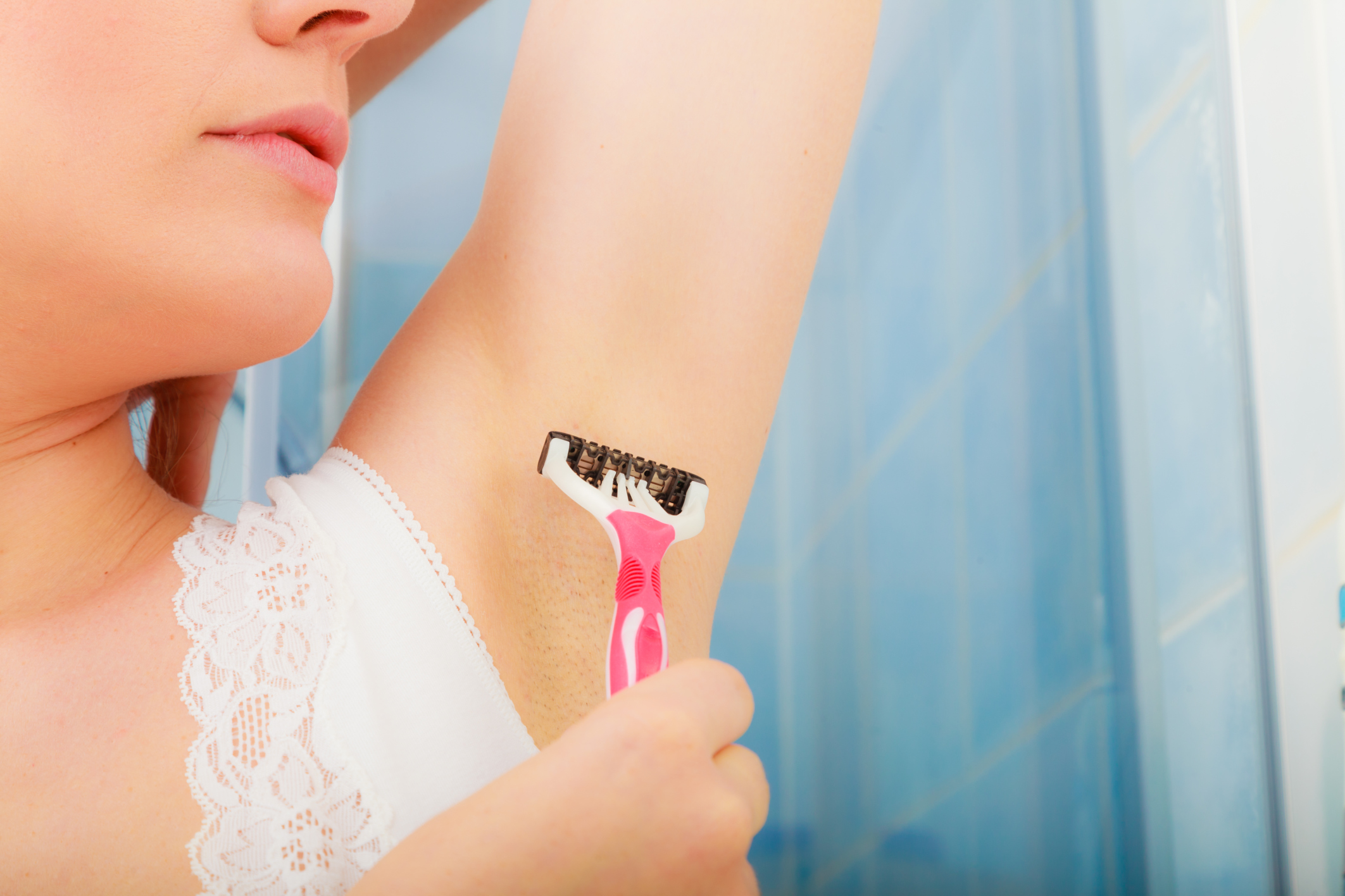How to Get Rid of Sticky Armpits