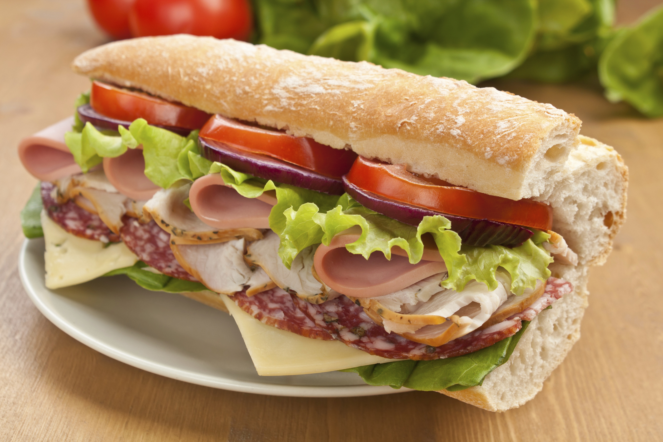 "subway is the better fast food Subway no better than mcdonald's subway has made a name for itself as the ""healthy"" fast food chain by touting its lean deli meat sandwiches packed."
