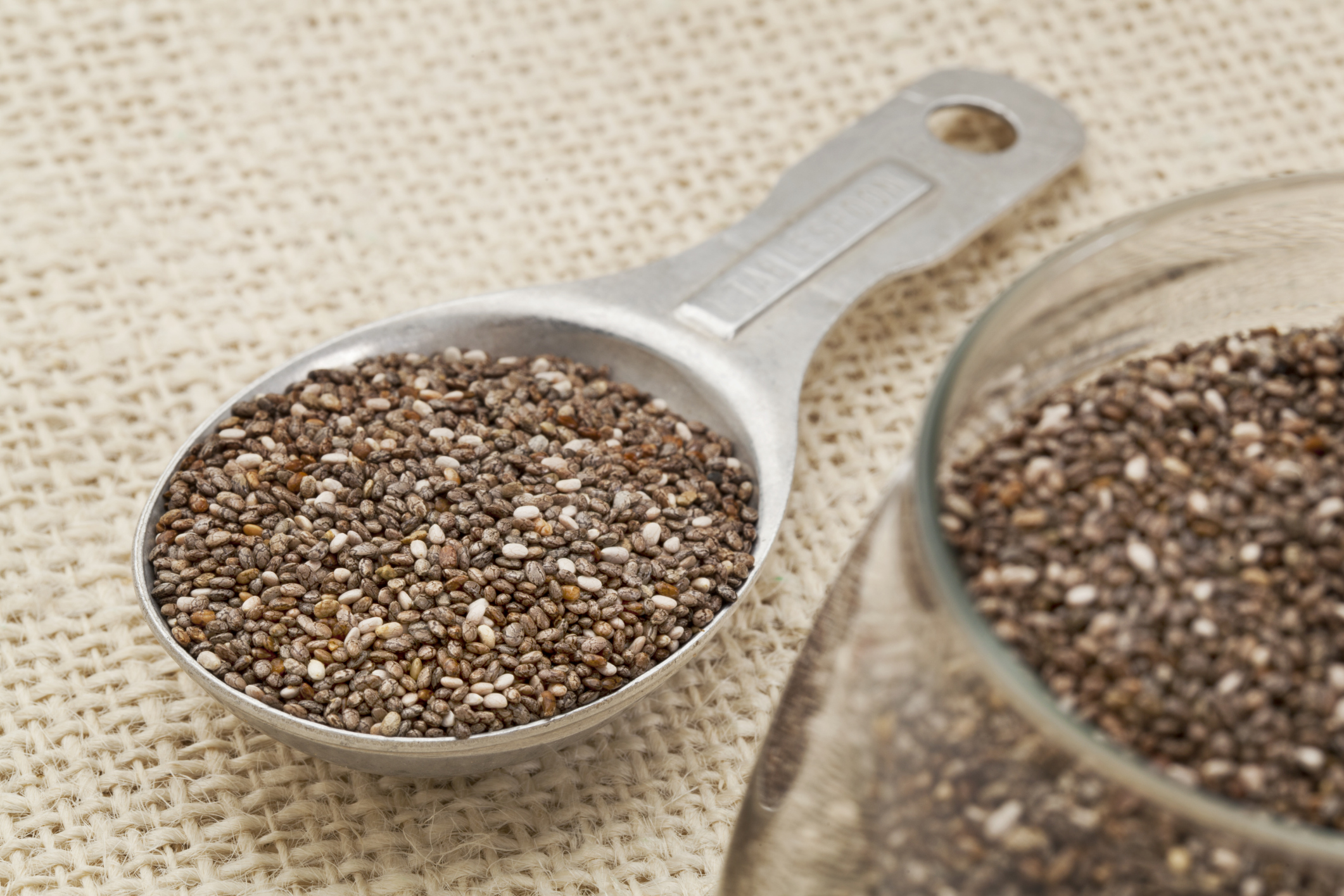 Calories In One Tablespoon Of Chia Seeds Organic Black 1 Kg
