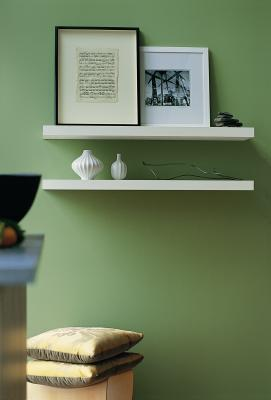 What accent color goes with light green home guides - What goes with light green ...