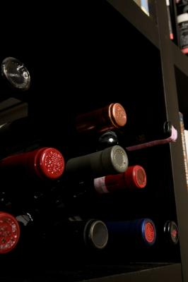 Ideas for converting a closet into a wine cellar home Turn closet into wine cellar
