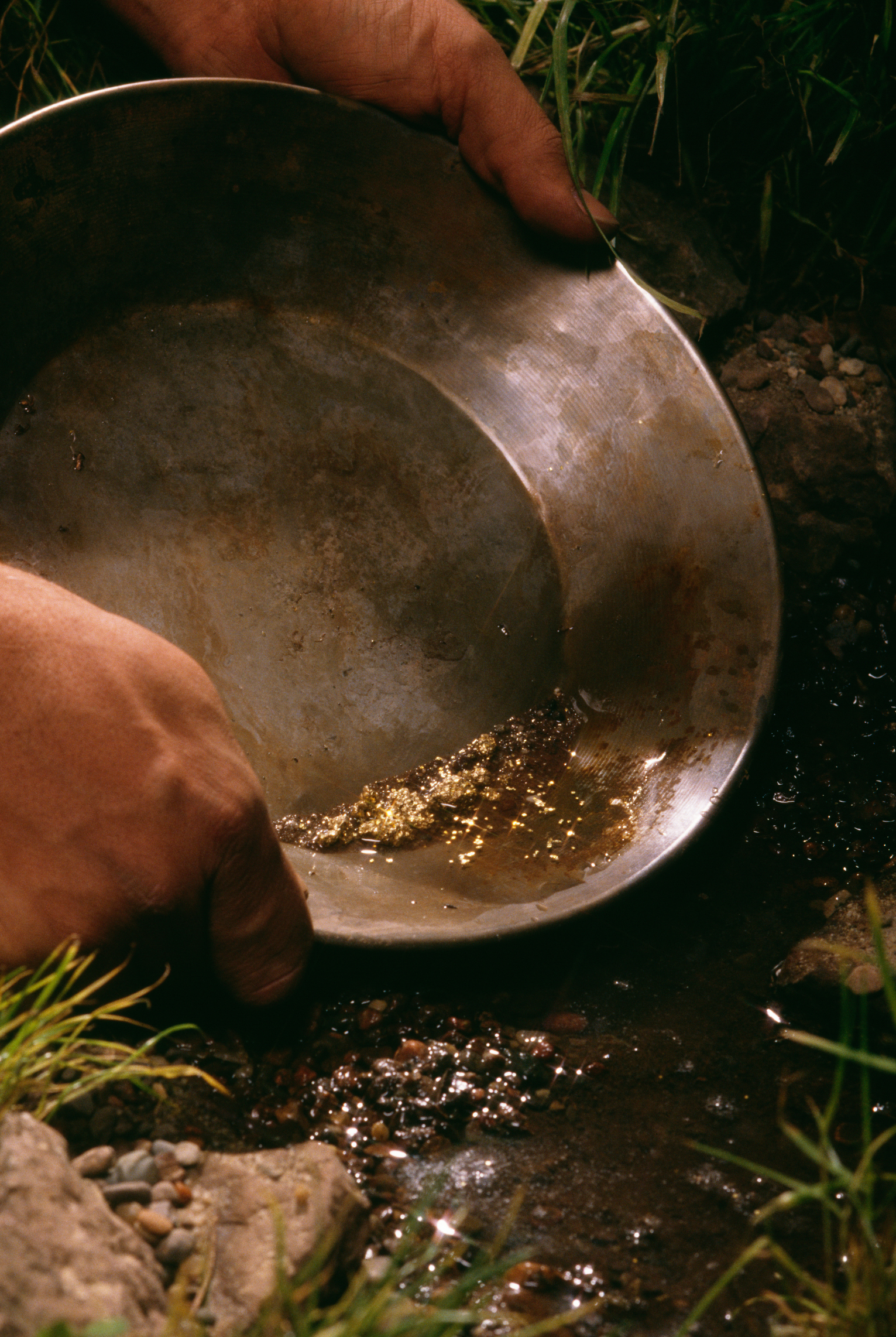How to Pan for Gold in Your Backyard | Sciencing