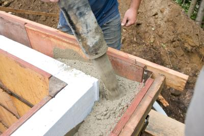 Pouring Concrete Raised Vegetable Beds Home Guides Sf Gate