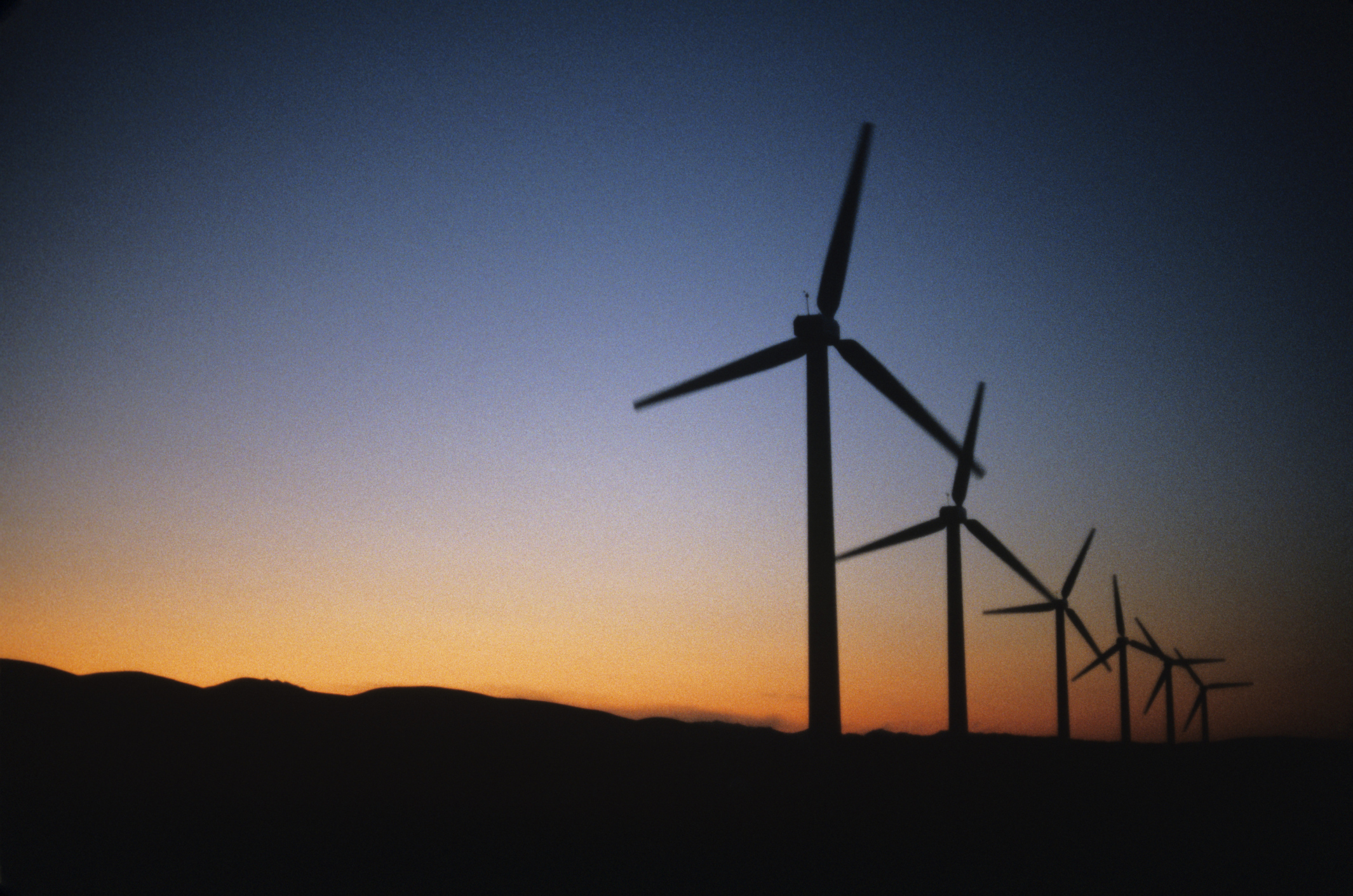 How Much Land Is Needed for Wind Turbines?