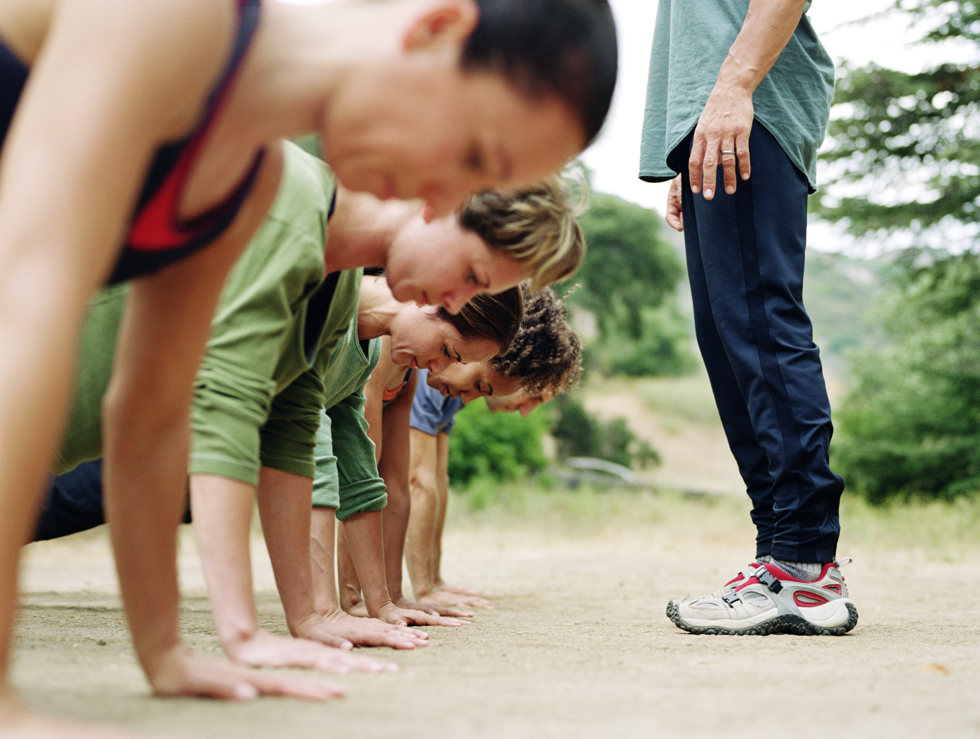 Summer Teen Boot Camps in South Carolina | How To Adult