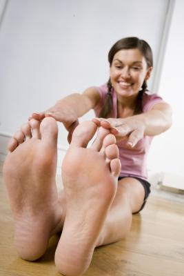 Amazing footjob technique from foot goddess ana 7