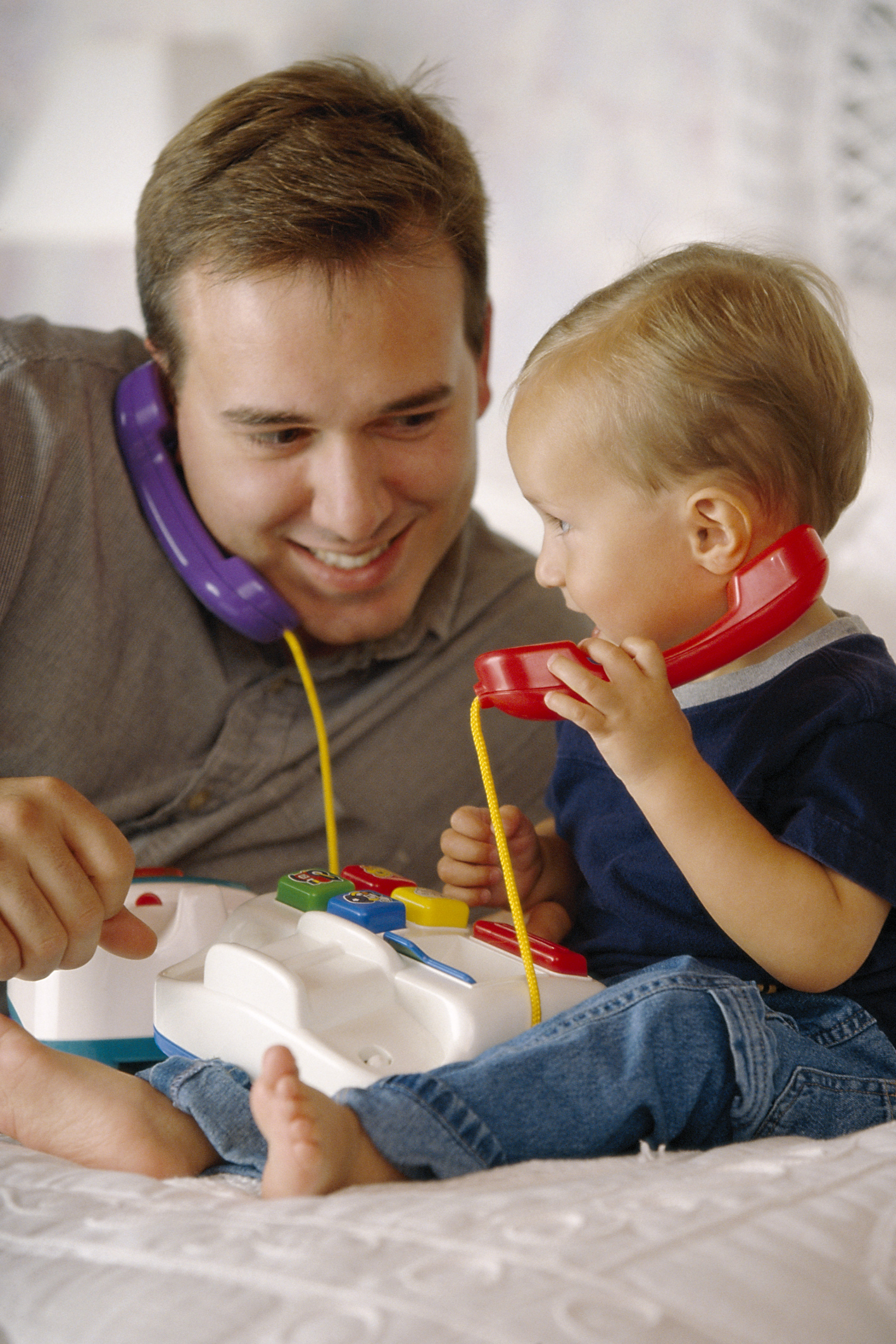 Games to Play With 1- to 2-Year-Old Kids
