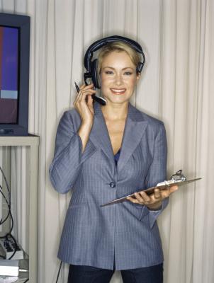 associate producer duties woman