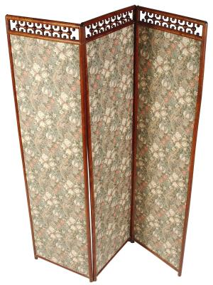 How to make your own wood panel folding screen to divide a for How to make your own room divider