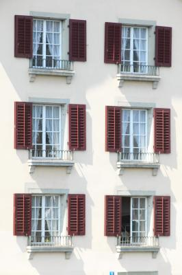 How To Install Vinyl Shutters On Stucco Home Guides Sf Gate