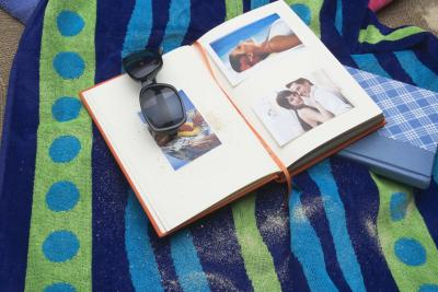 With few printed photographs, digital scrap books hold greater appeal.