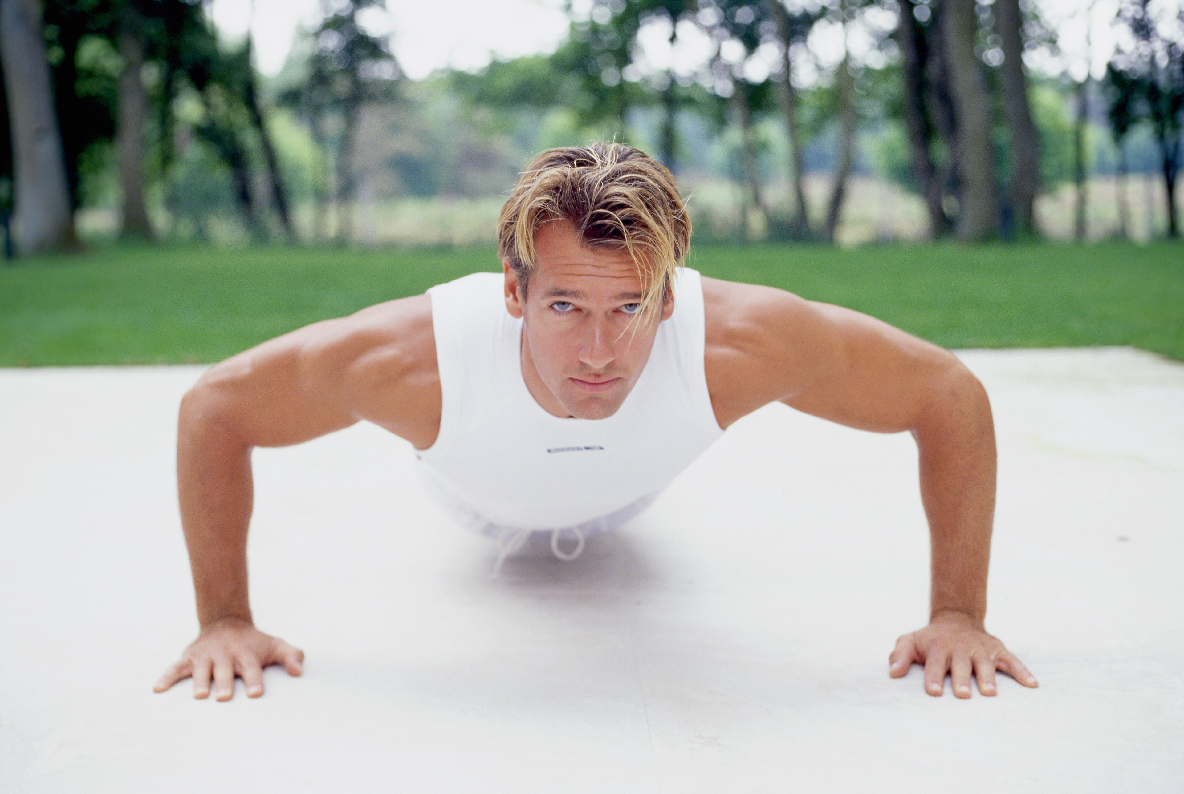 How Many Times a Day Can You Do Push-Ups?