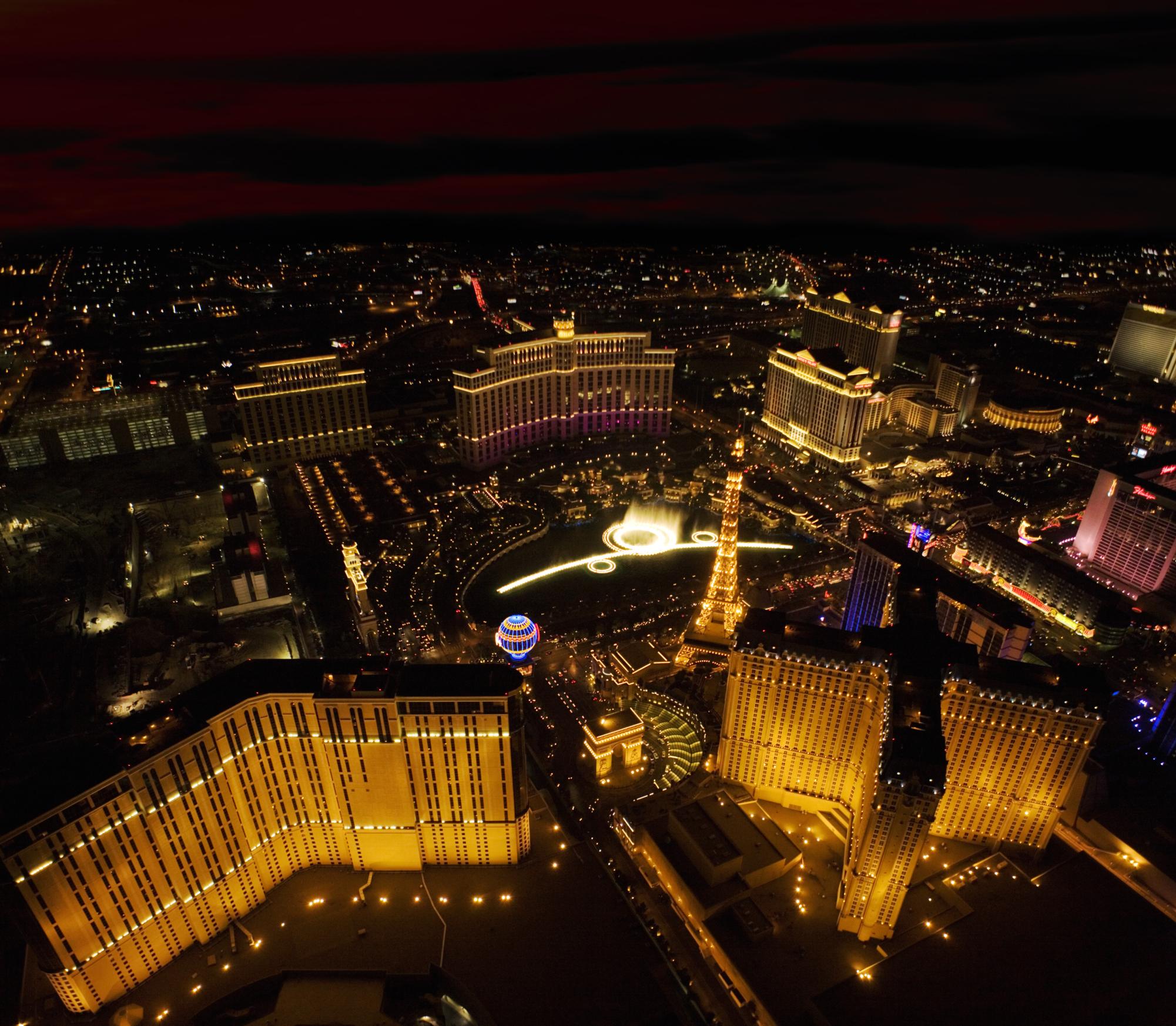 Escorted Tours To Las Vegas