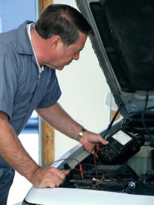 Car mechanic annual salary 14