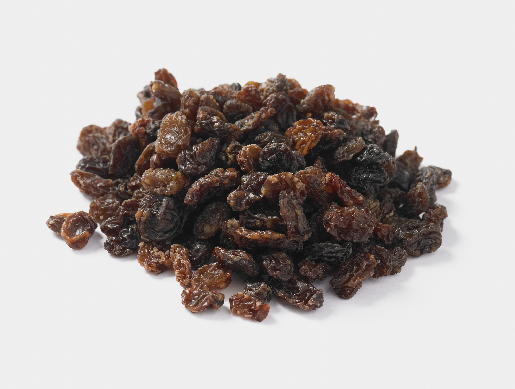 How many calories in raisins 90