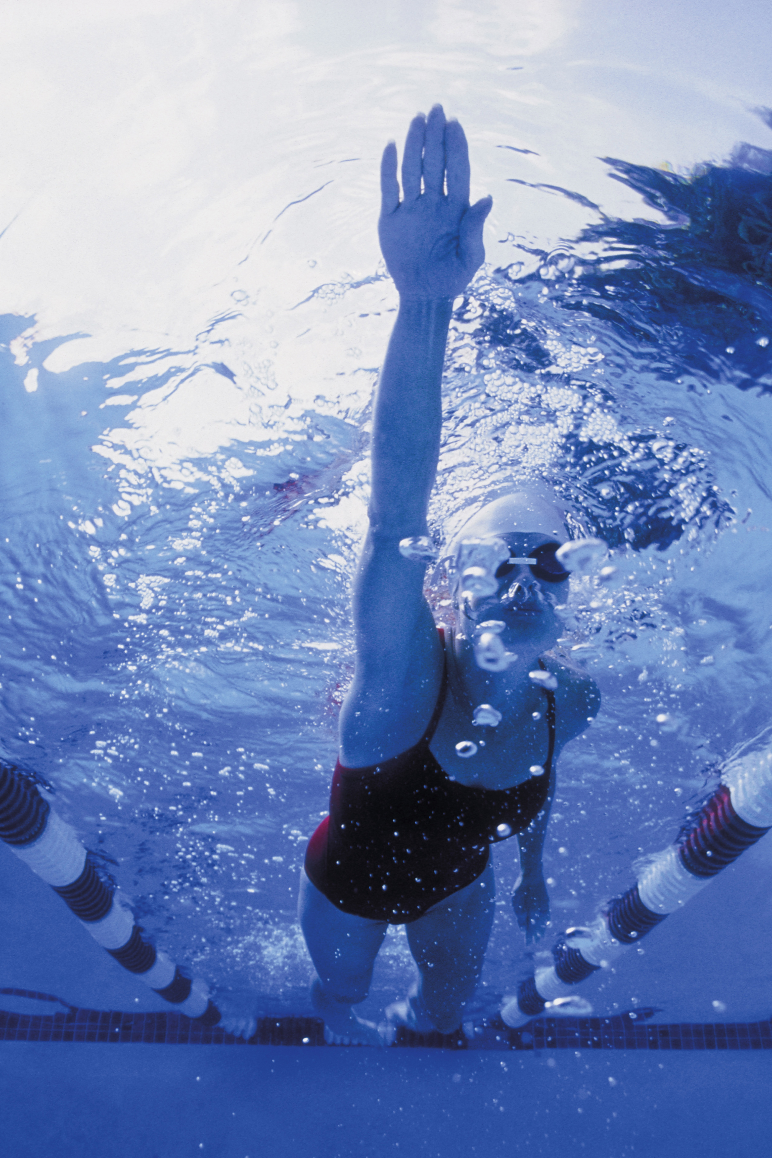 does losing body weight make me swim faster? | healthfully