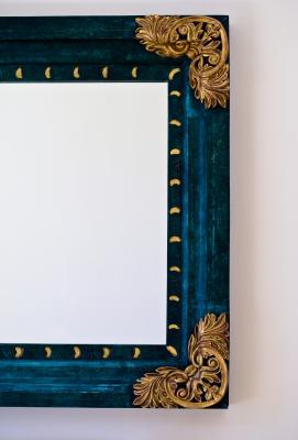 How To Refinish Old Gold Mirror Frames Home Guides Sf Gate