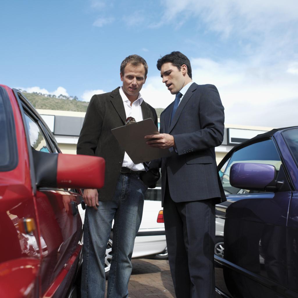 Cuánto dinero hace un gerente de concesionario de automóviles?  
